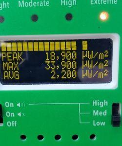 The Boardwalk Medical Center Cell Antena Radiation levels