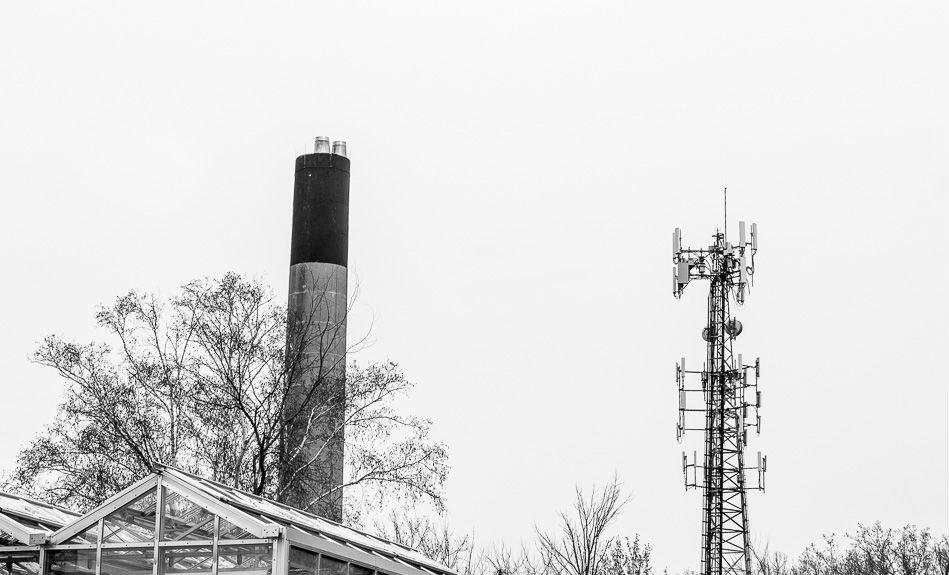 Cell tower radiation health effects Burlington