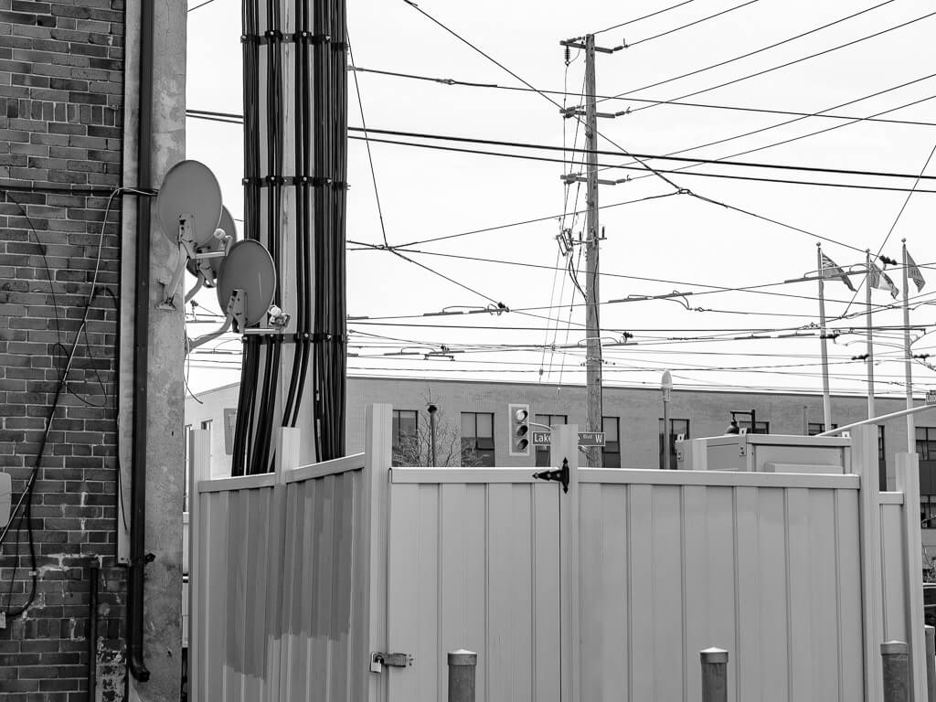 Cell Tower Base Station Orangeville
