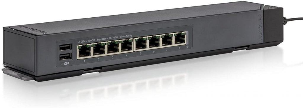Net Gear 8 Port